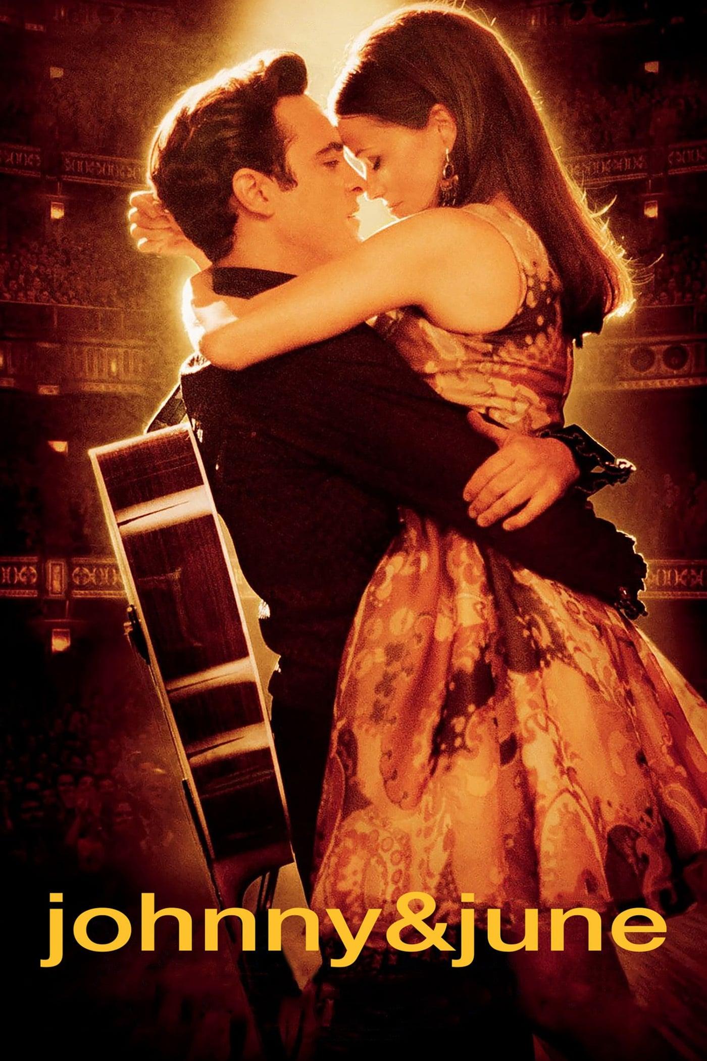 Johnny & June Dublado