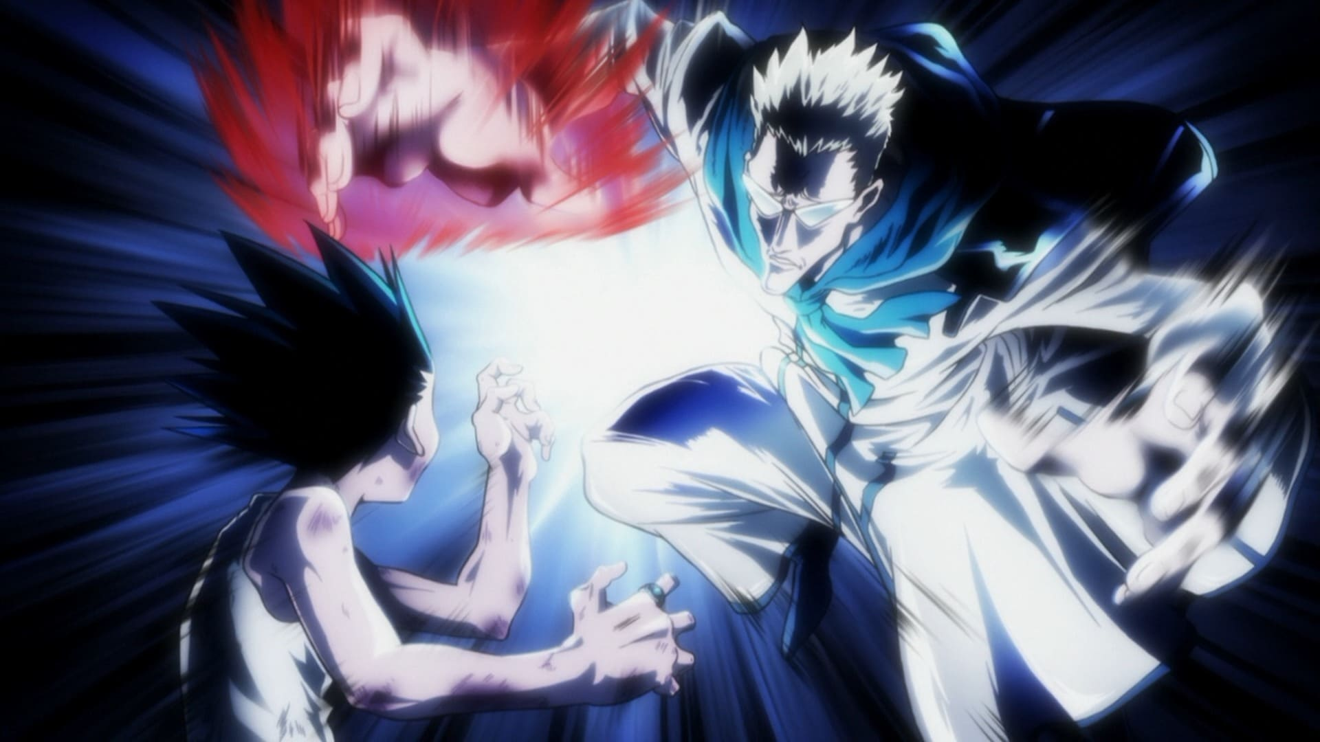Hunter x Hunter Season 2 :Episode 11  Insanity x And x Sanity