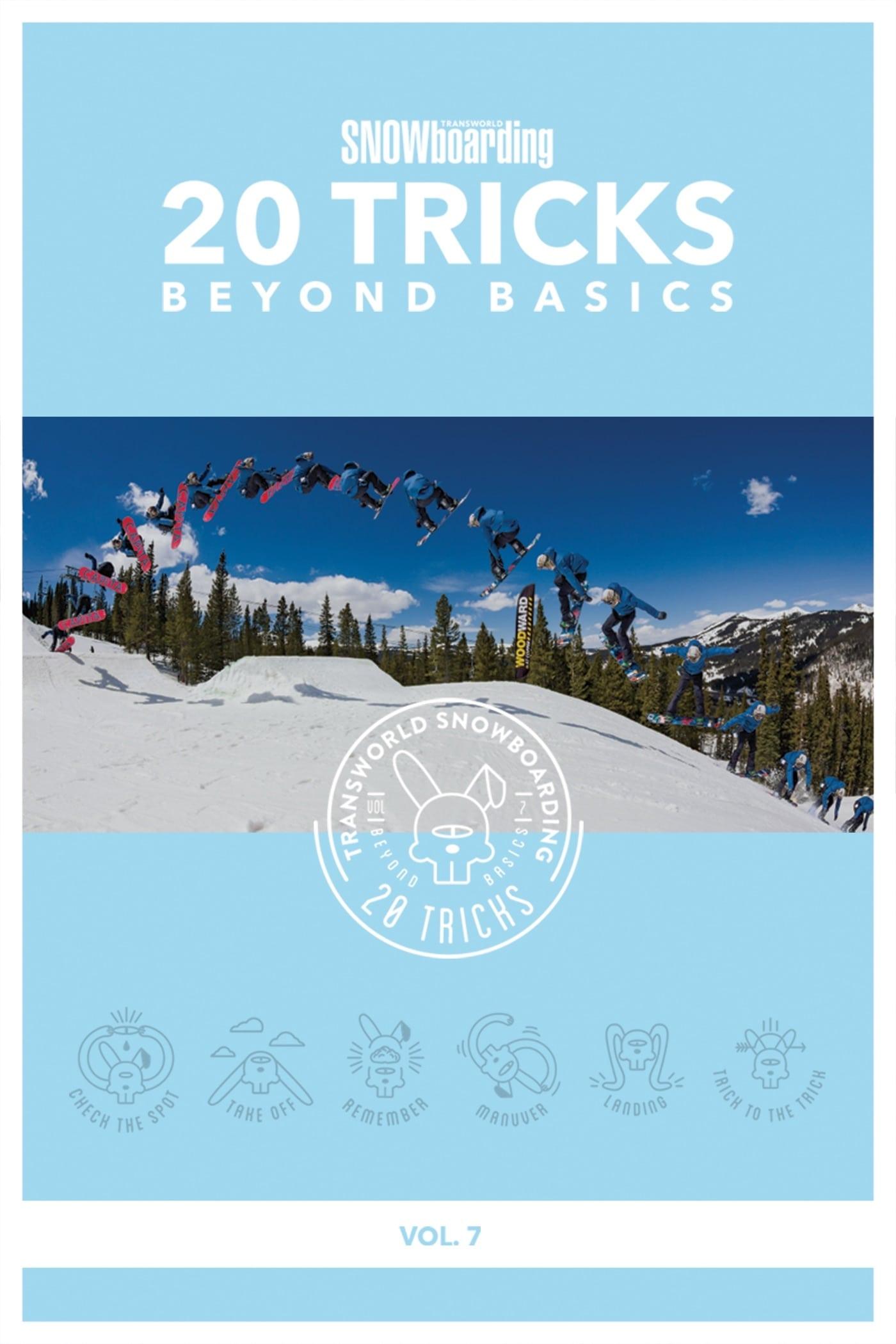 Beyond Basics, Vol. 7 - Transworld Snowboarding 20 Tricks on FREECABLE TV