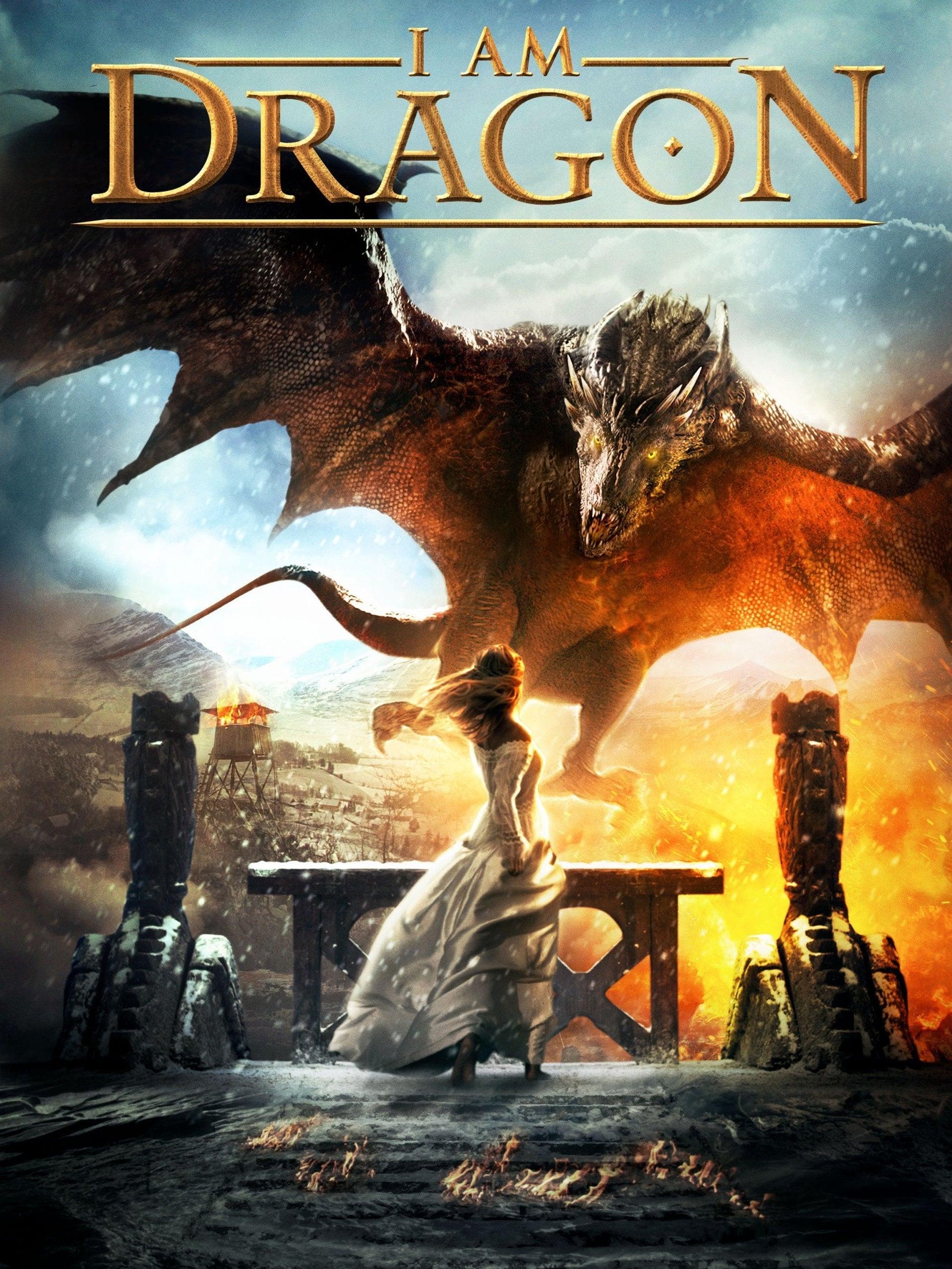I Am Dragon Deutsch