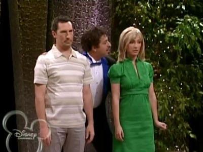 The Suite Life on Deck Season 1 :Episode 15  Shipnotized