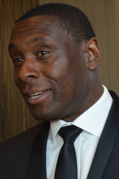 David Harewood / J'onn J'onzz / Hank Henshaw / Cyborg Superman  / Martian Manhunter