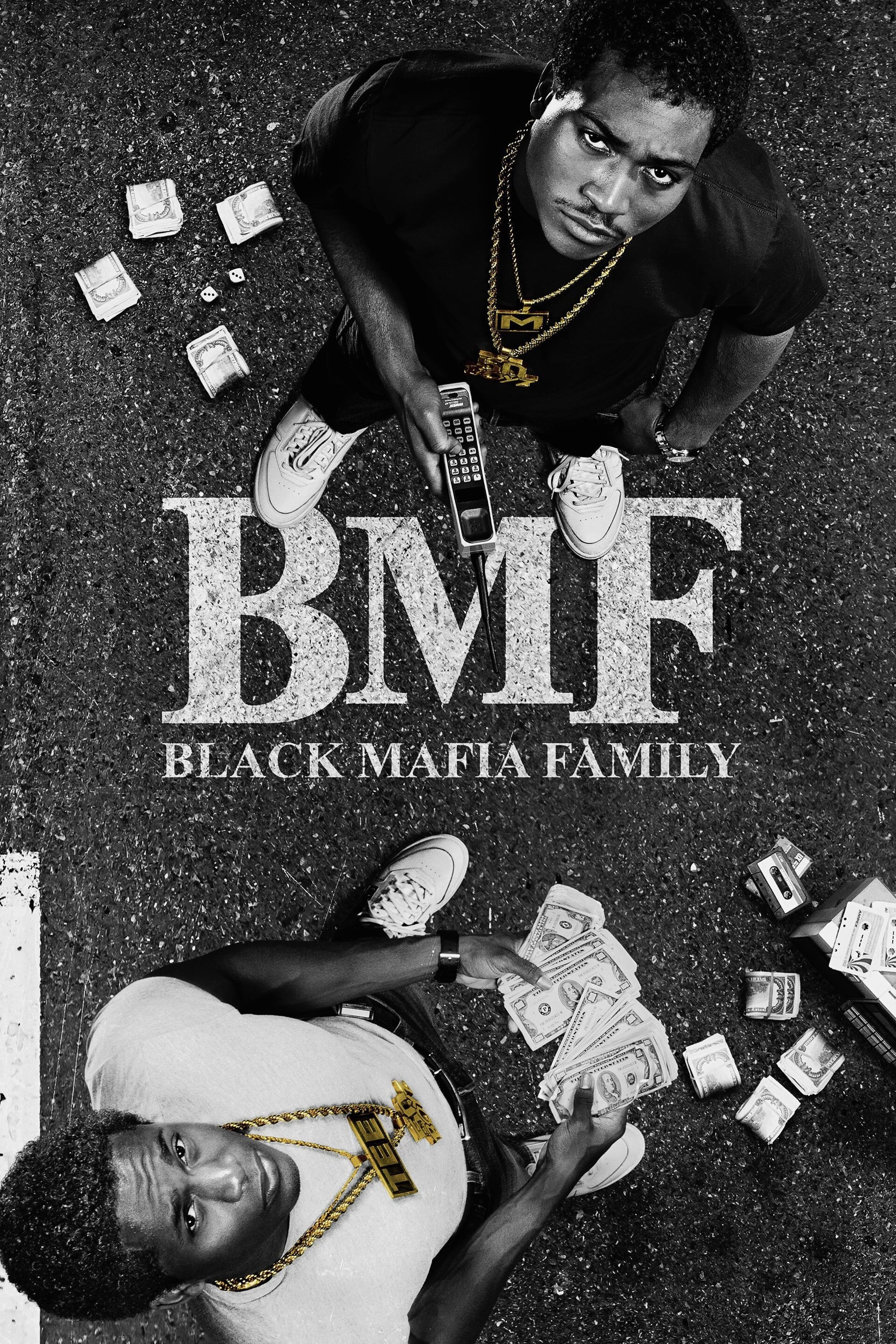 BMF TV Shows About King