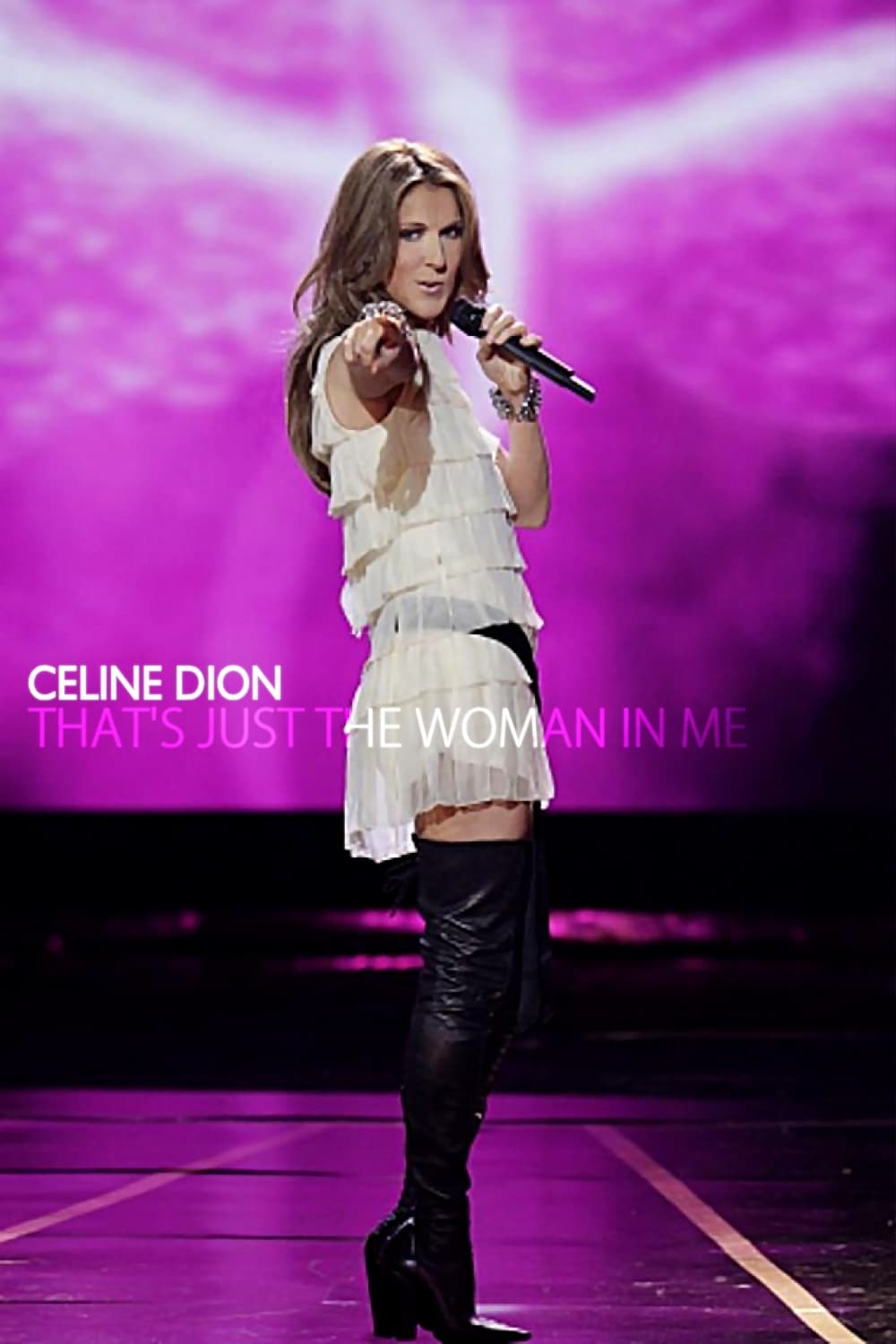 Celine Dion: That's Just The Woman In Me (2008)