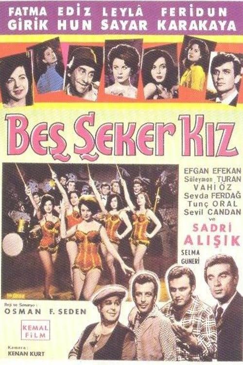 Ver Be? ?eker K?z Online HD Español (1964)