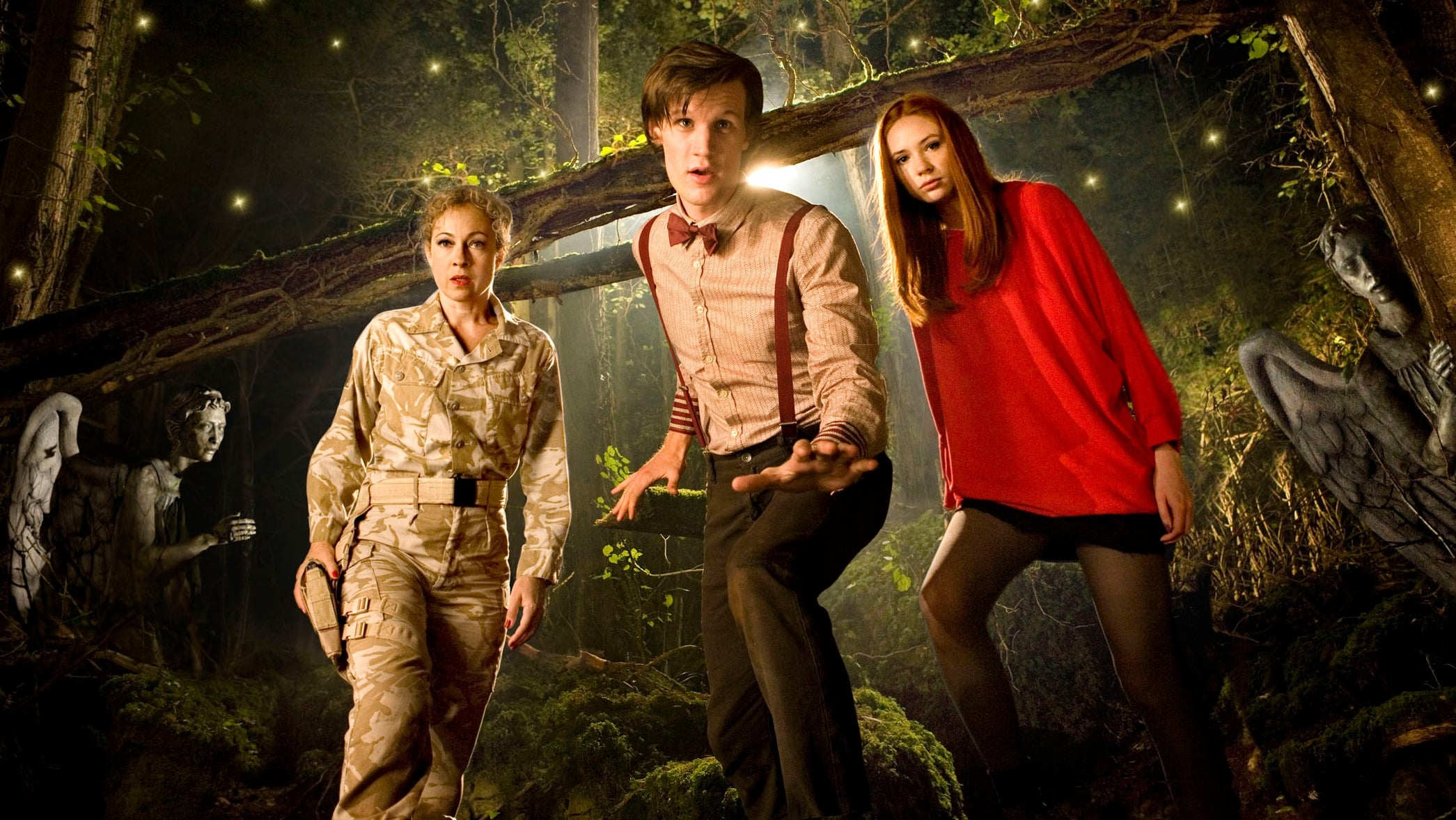 Doctor Who Season 5 :Episode 5  Flesh and Stone (2)