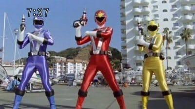 Super Sentai Season 32 :Episode 1  Grand Prix 1: Allies of Justice