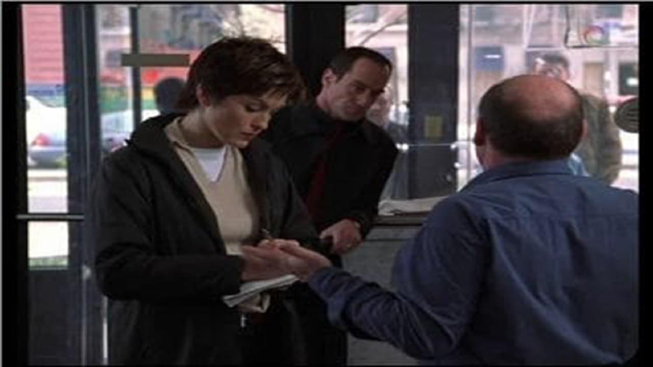 Law & Order: Special Victims Unit Season 3 :Episode 2  Wrath