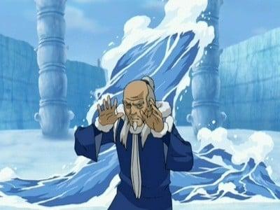 Avatar - Der Herr der Elemente Season 1 :Episode 18  Der Meister der Wasserbändiger