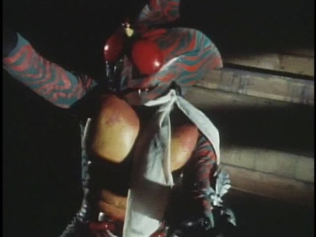 Kamen Rider Season 4 :Episode 1  Man or Beast? The Cool Guy Who Came From the Jungle!