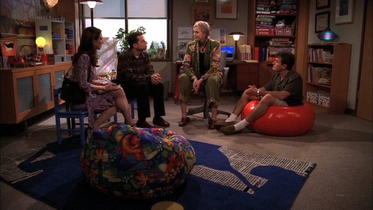 Two and a Half Men Season 1 :Episode 20  Ich kann im Dunkeln pinkeln