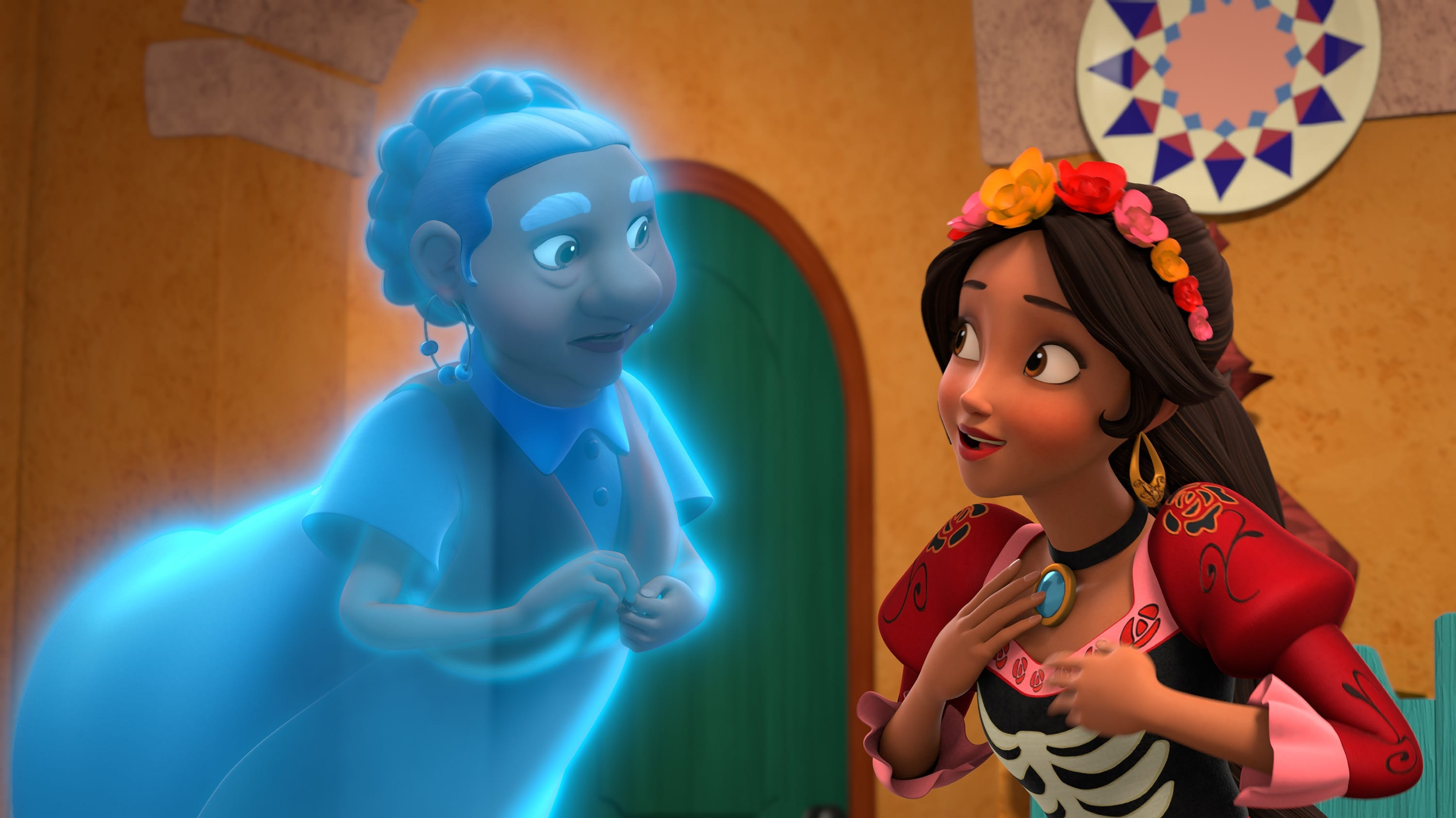 Elena of Avalor Season 1 :Episode 9  A Day to Remember
