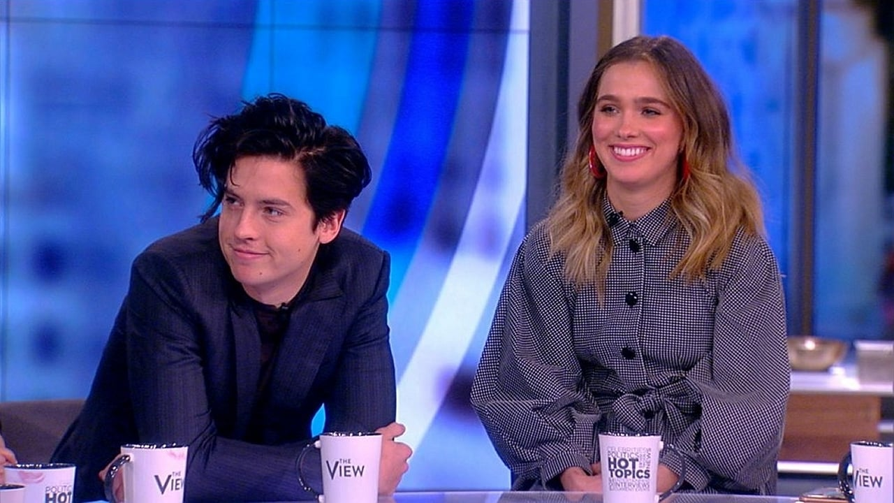 The View Season 22 :Episode 119  Cole Sprouse & Haley Lu Richardson