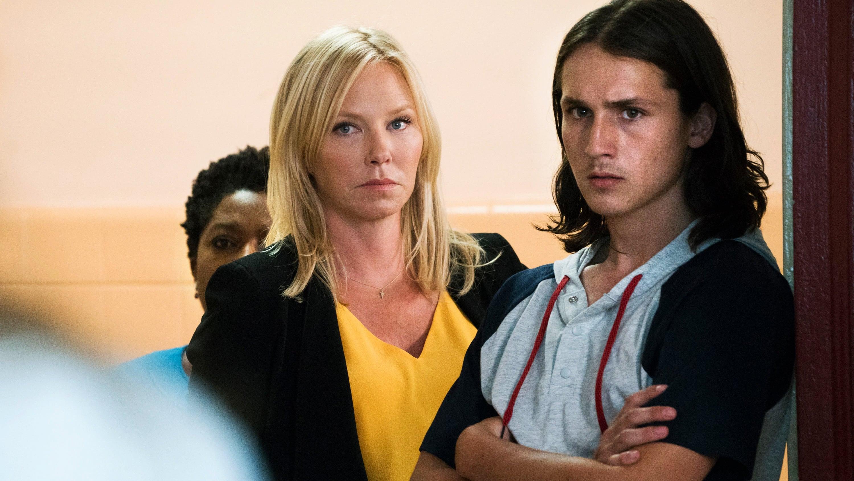 Law & Order: Special Victims Unit Season 20 :Episode 1  Man Up