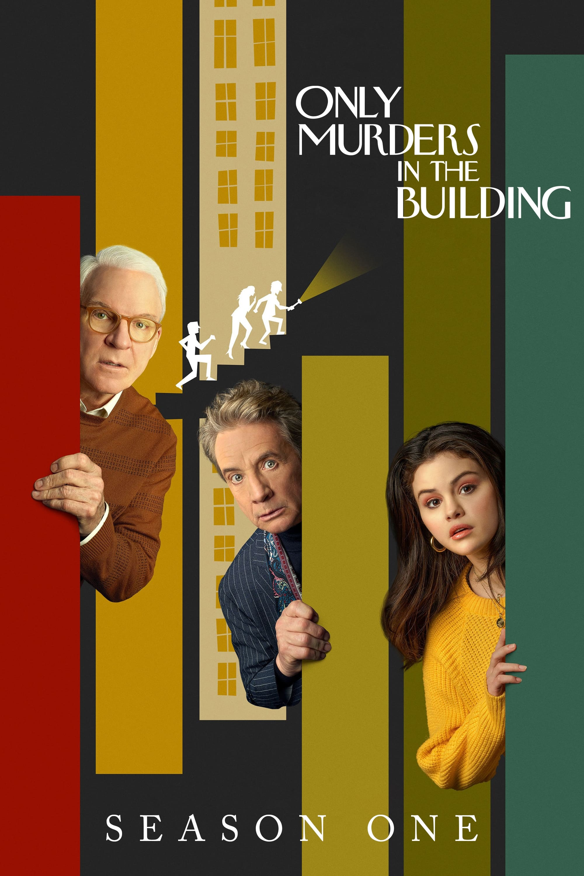 Only Murders in the Building Season 1