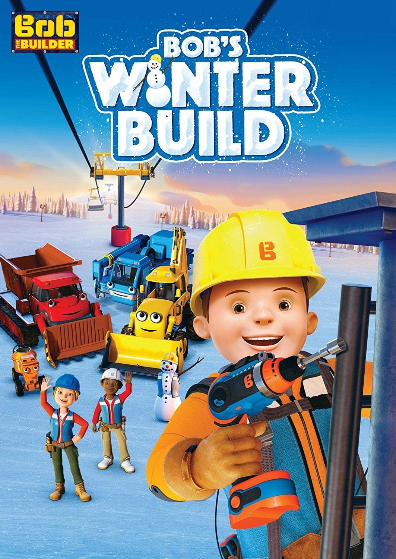 Bob the Builder: Bob's Winter Build (2016)