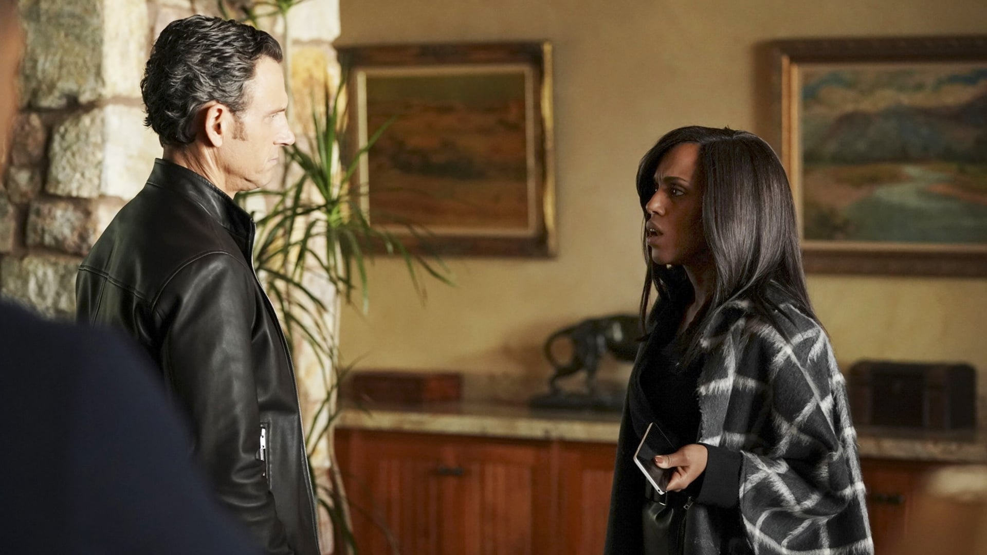 Scandal Season 7 :Episode 10  The People v. Olivia Pope