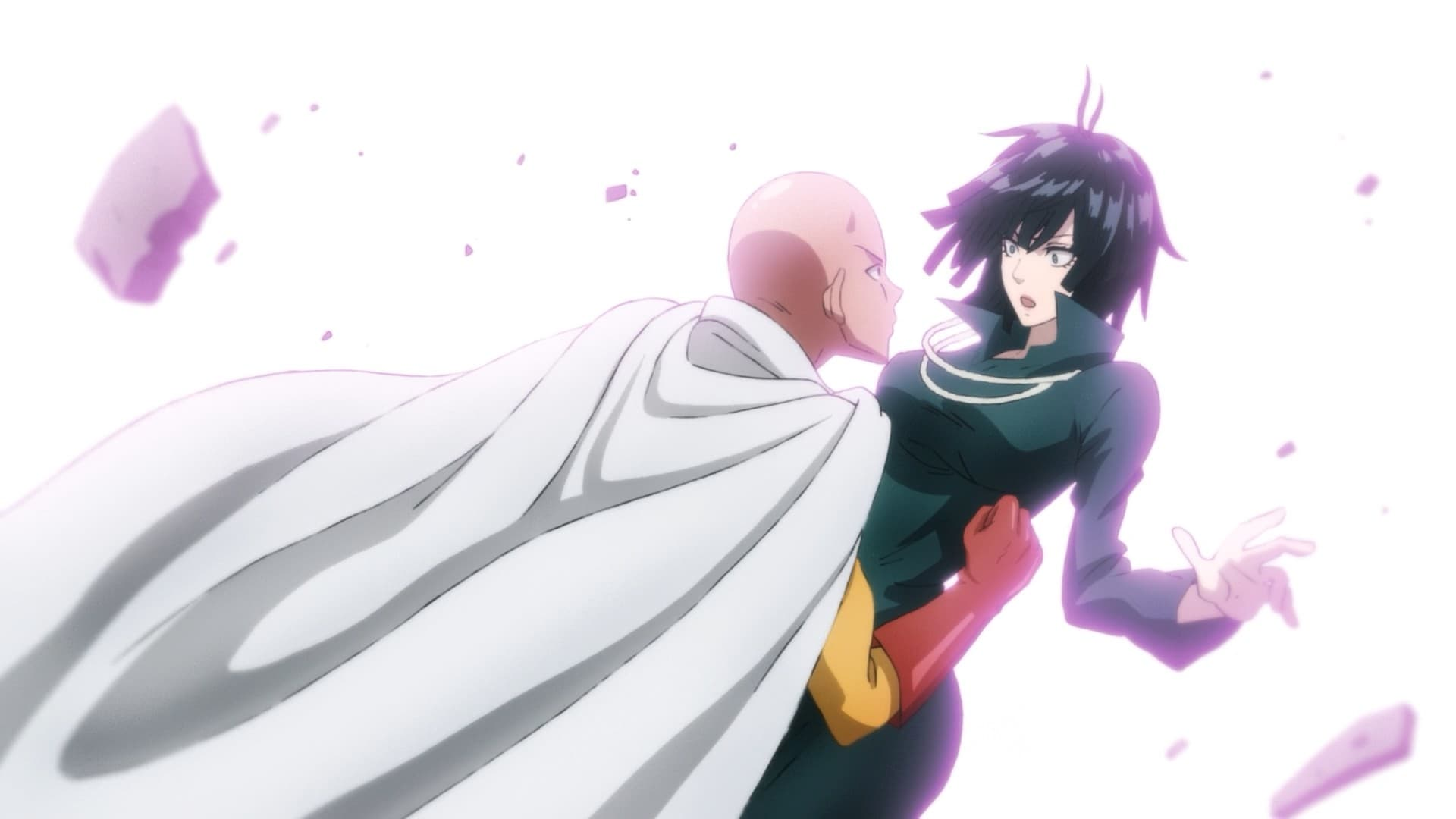 One Punch Man Season 2 :Episode 2  Menschliches Monster