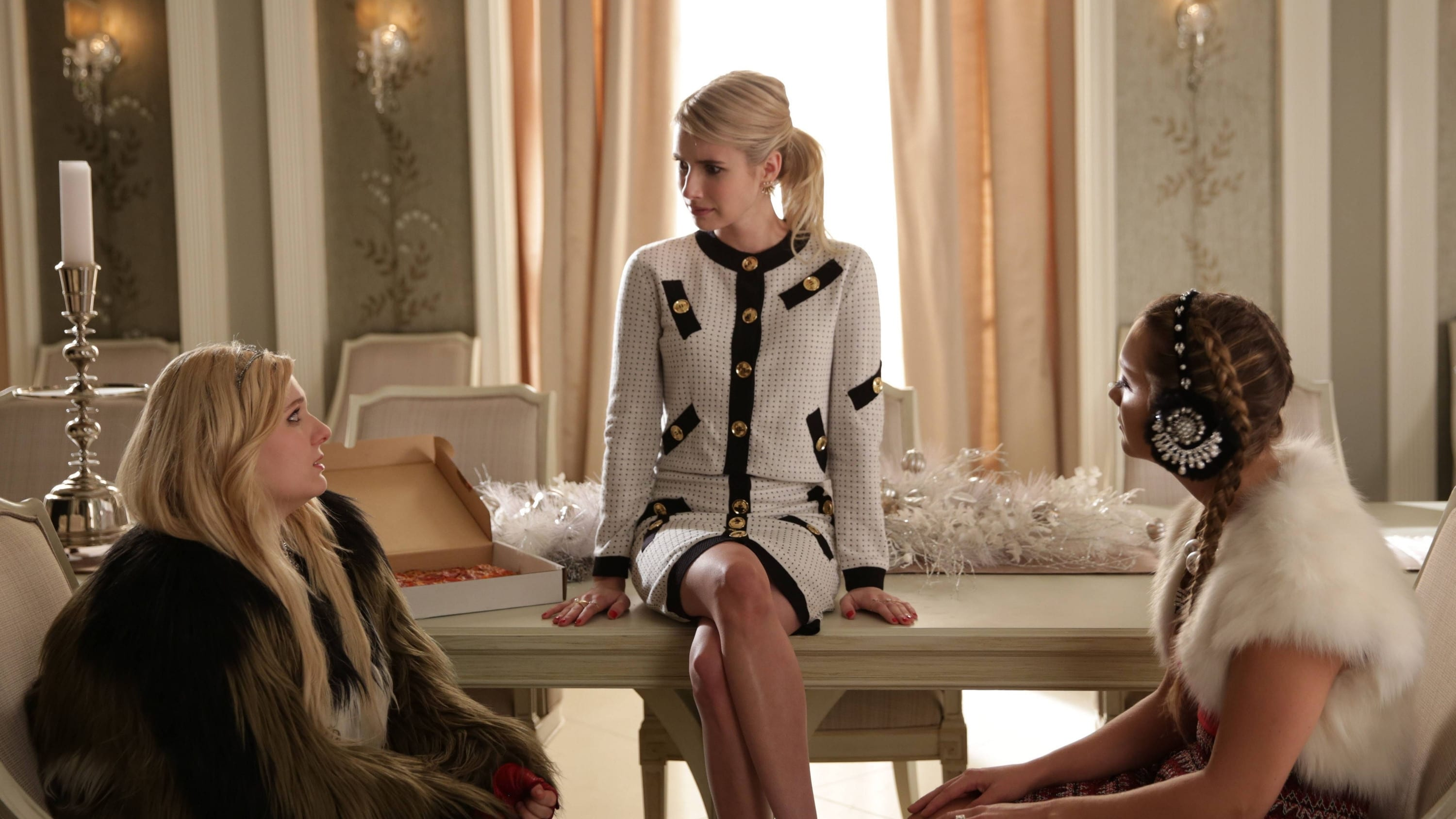 watch scream queens 1x13 online for free rarbg