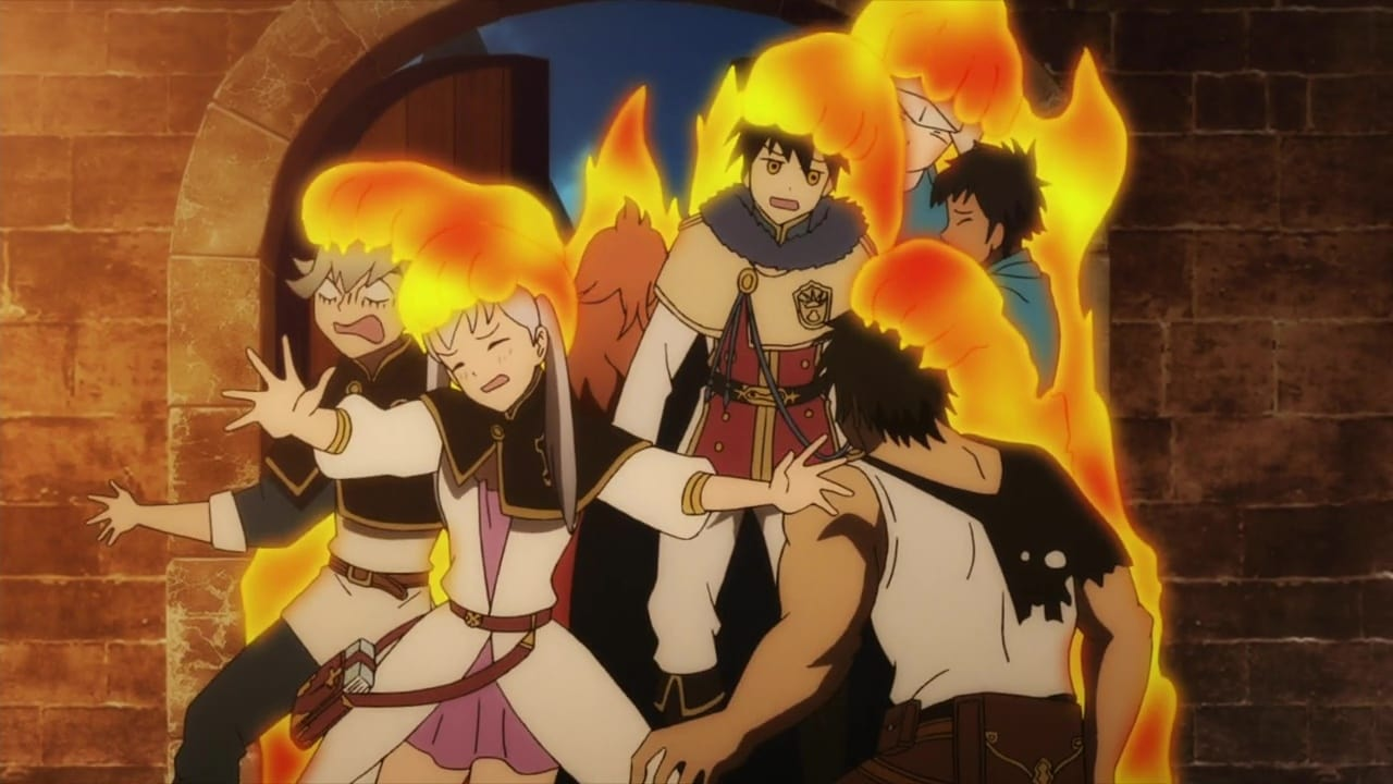 Black Clover Season 1 :Episode 71  The Uncrowned, Undefeated Lioness