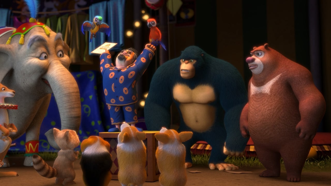 Gấu Boonie 3: Bí Mật Của Big Top (2016)