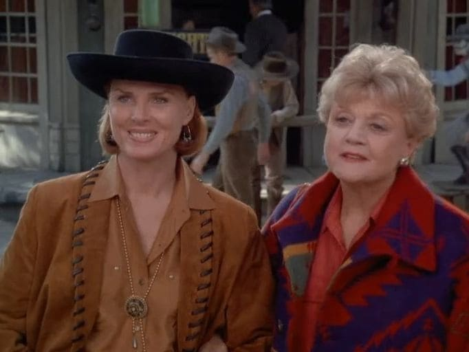 Murder, She Wrote Season 9 :Episode 6  Night of the Coyote