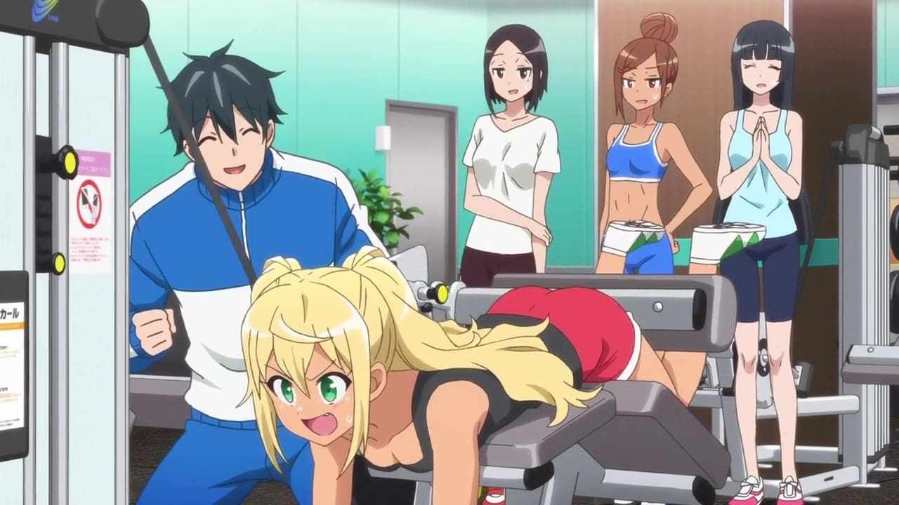 How Heavy Are the Dumbbells You Lift? Season 1 :Episode 5  What's Your Sports Day Event?