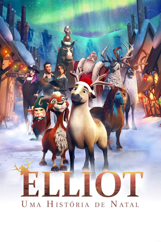 Elliot: Uma História de Natal Dublado