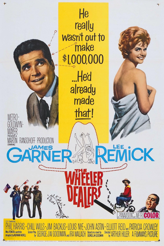 The Wheeler Dealers (1963)