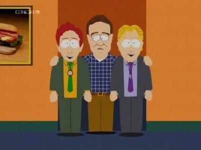 South Park Season 6 :Episode 1  Jared Has Aides