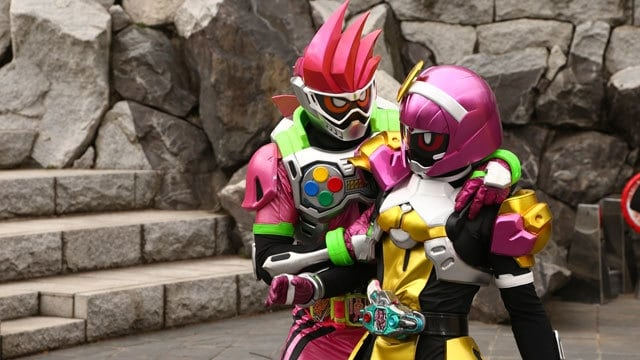 Kamen Rider Season 27 :Episode 26  Players Who Bet Their Lives