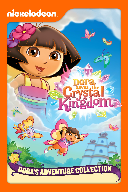 Dora The Explorer: Dora Saves the Crystal Kingdom (2009)