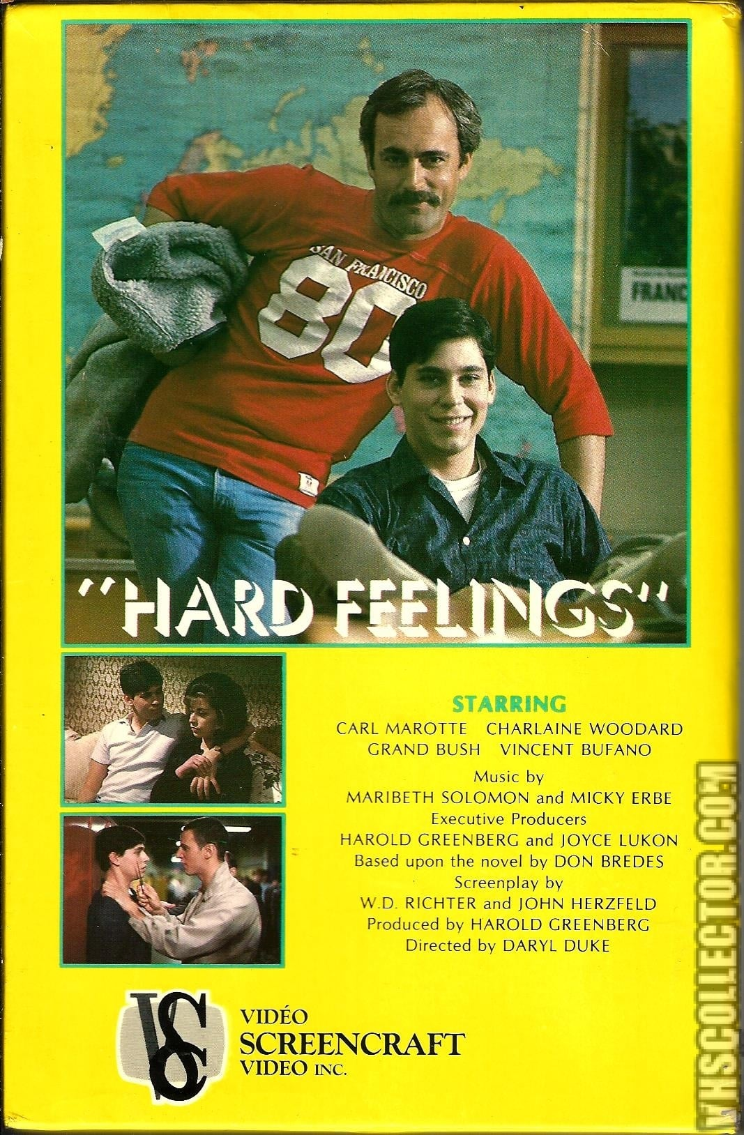 Ver Hard Feelings Online HD Español (1982)
