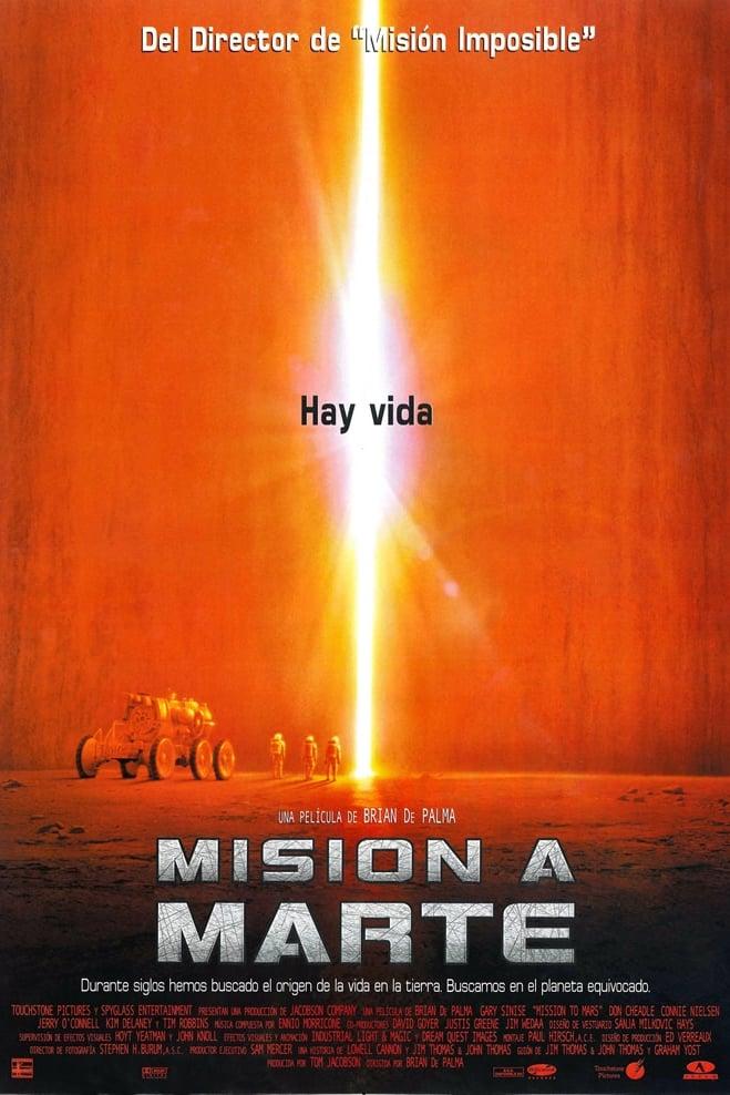 Poster and image movie Film Misiune pe Marte - misiune către Marte - Mission to Mars - Mission to Mars -  2000