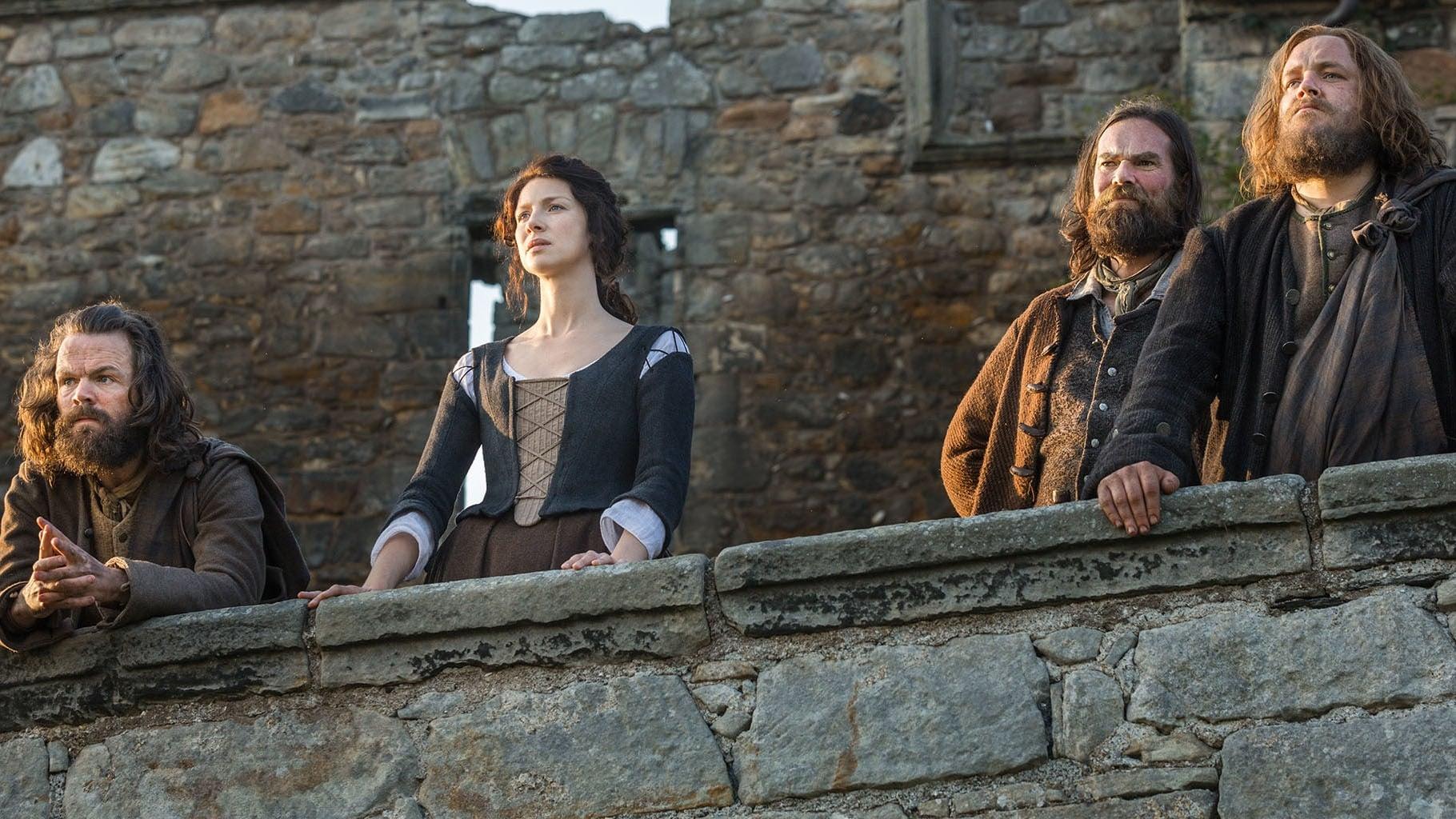 Outlander Season 1 :Episode 16  To Ransom A Man's Soul