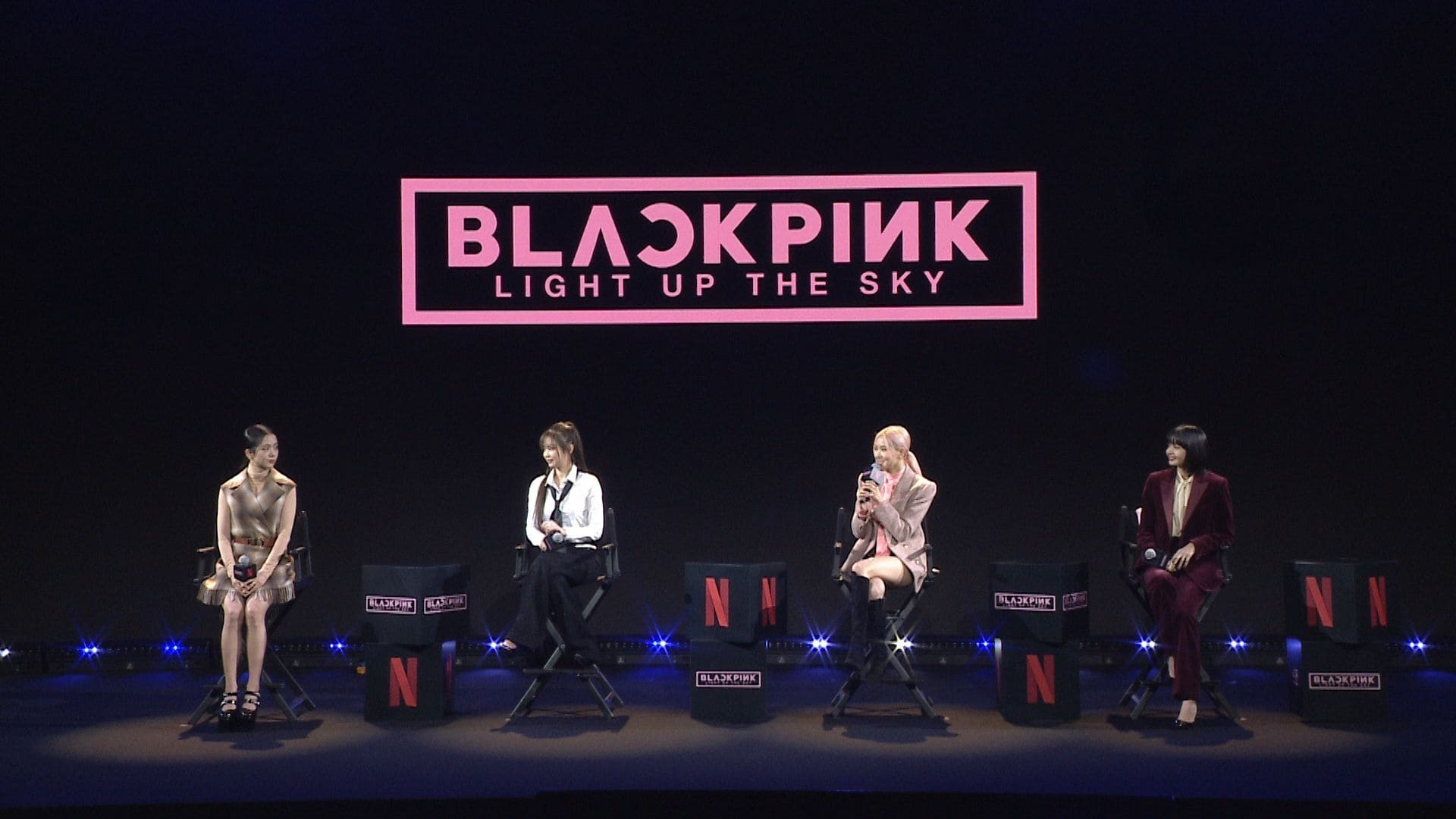 BLACKPINK: Light Up the Sky