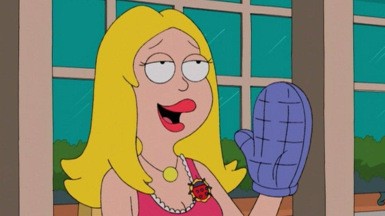 American Dad! Season 2 :Episode 9  Not Particularly Desperate Housewives