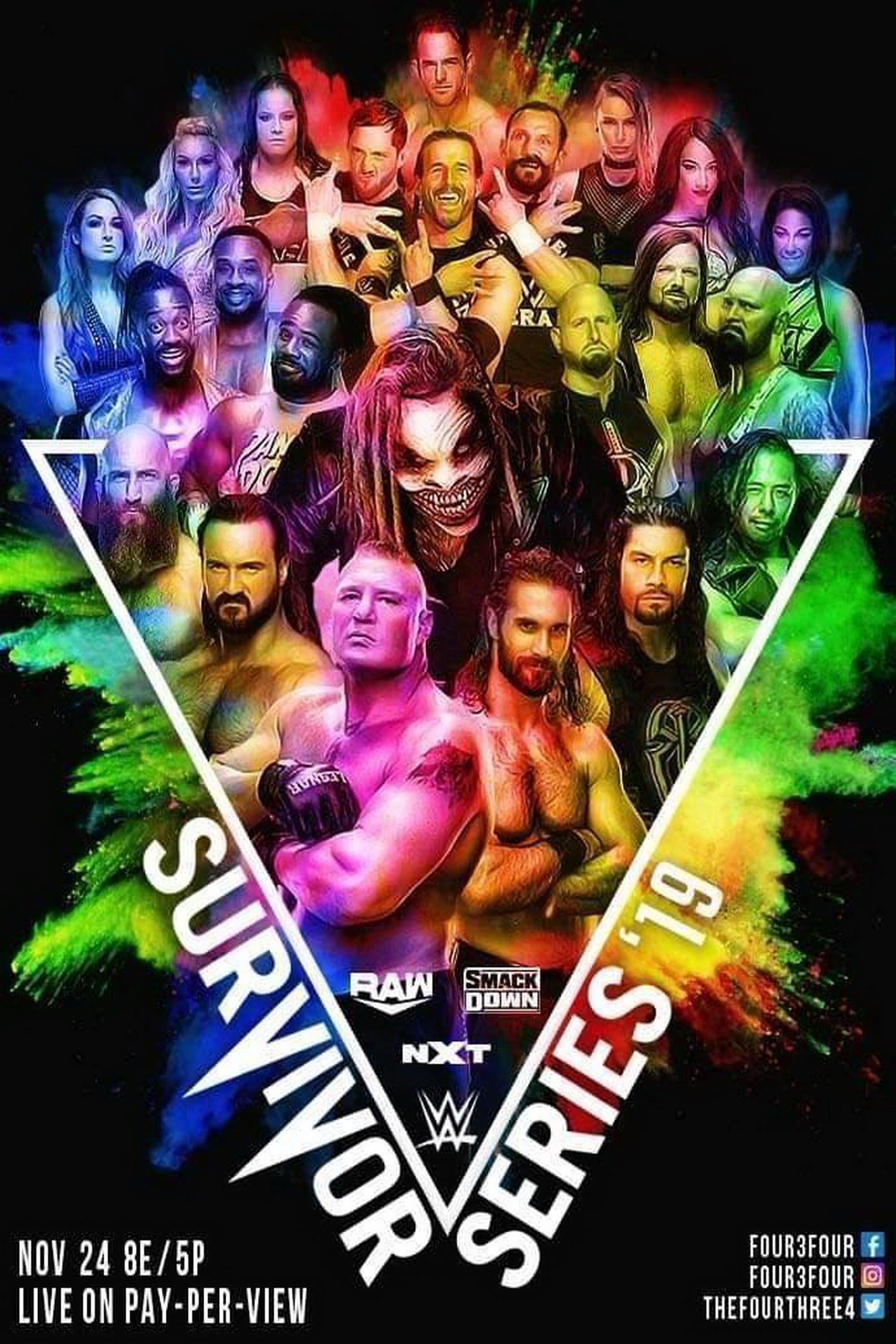 WWE Survivor Series 2019 (2019)