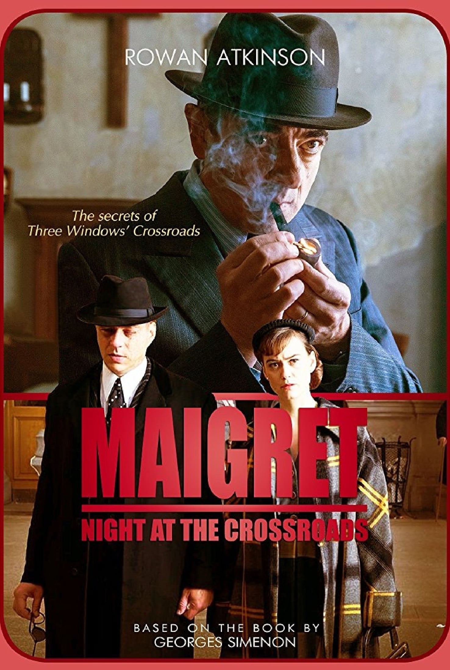 Ver Maigret: Night at the Crossroads Online HD Español (2017)
