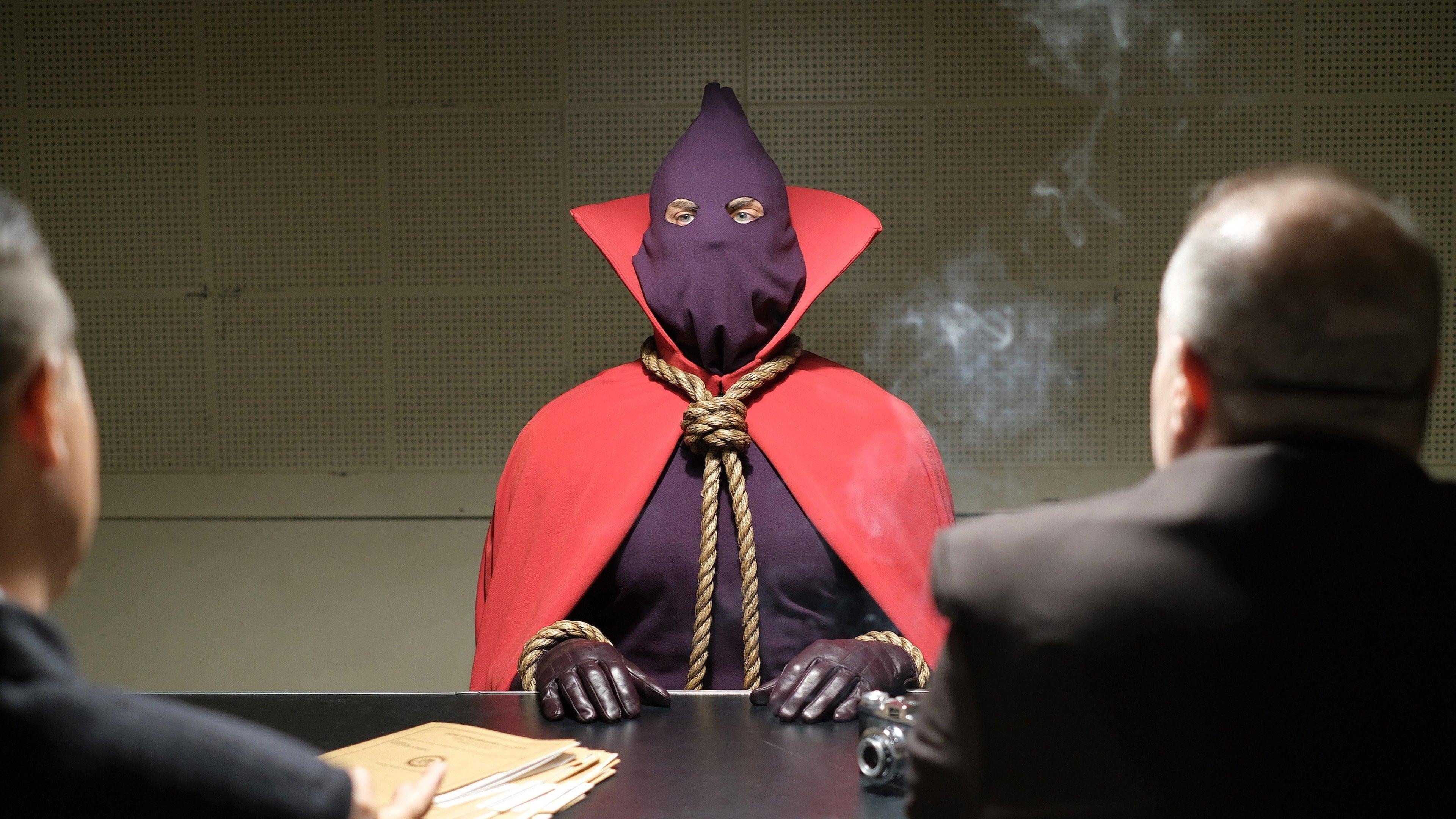 Watchmen Season 1 :Episode 6  This Extraordinary Being