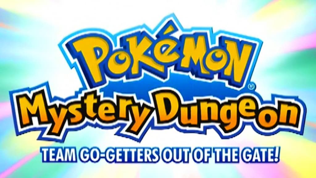 Pokémon - Season 0 Episode 15 : Mystery Dungeon: Team Go-Getters Out of the Gate!