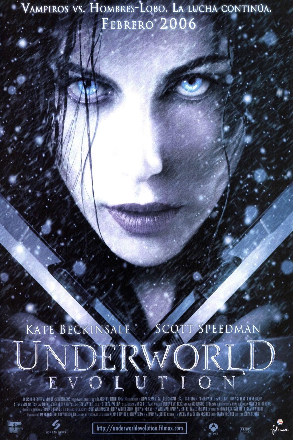 Underworld: Evolution (2006) Gratis Films Kijken Met ...
