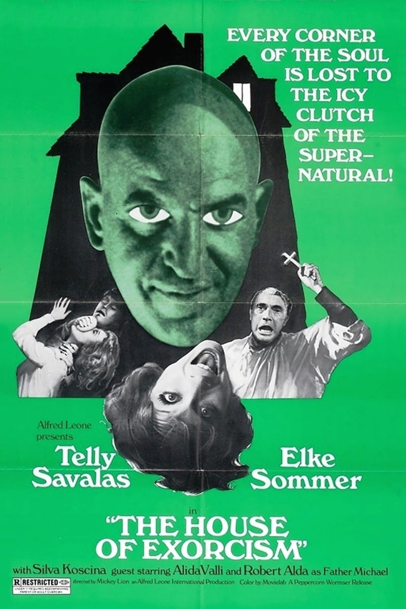 The House of Exorcism (1976)