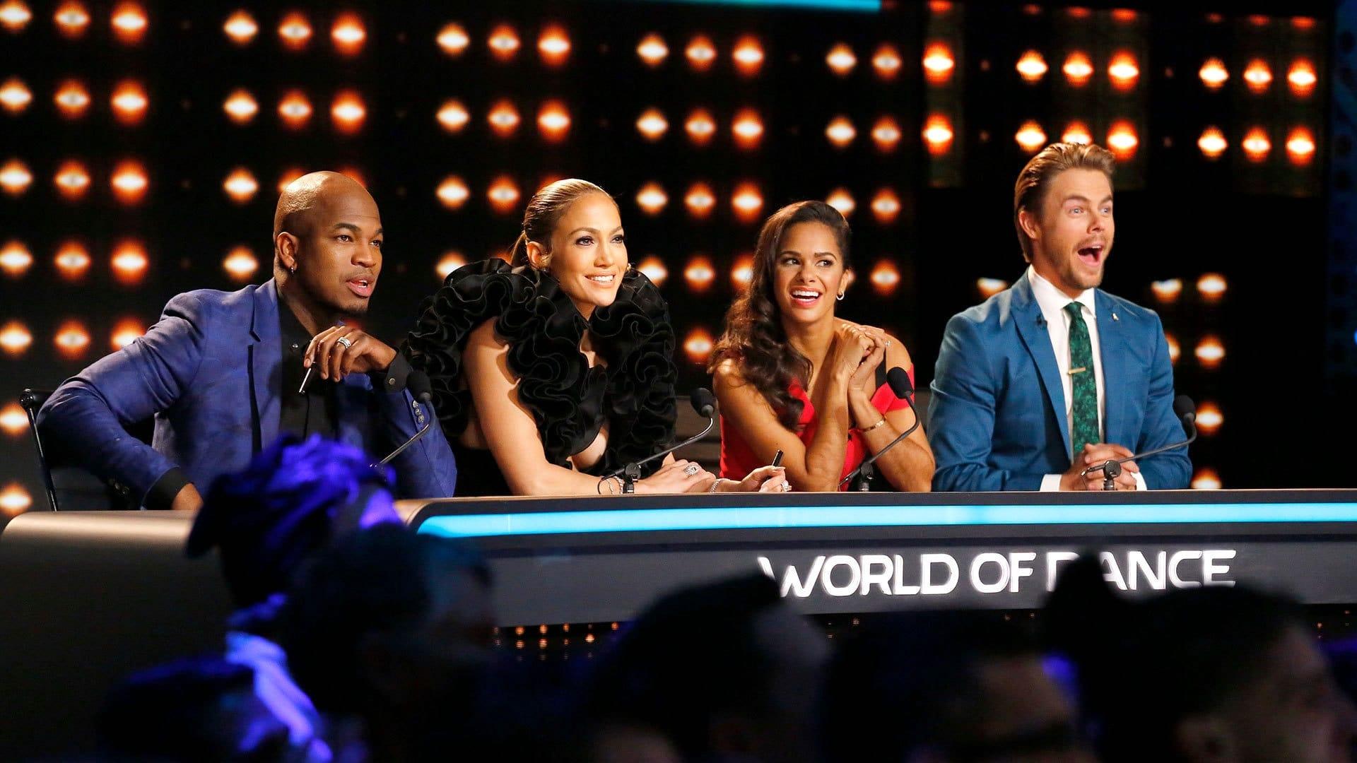 World of Dance Season 1 :Episode 8  The Cut 2