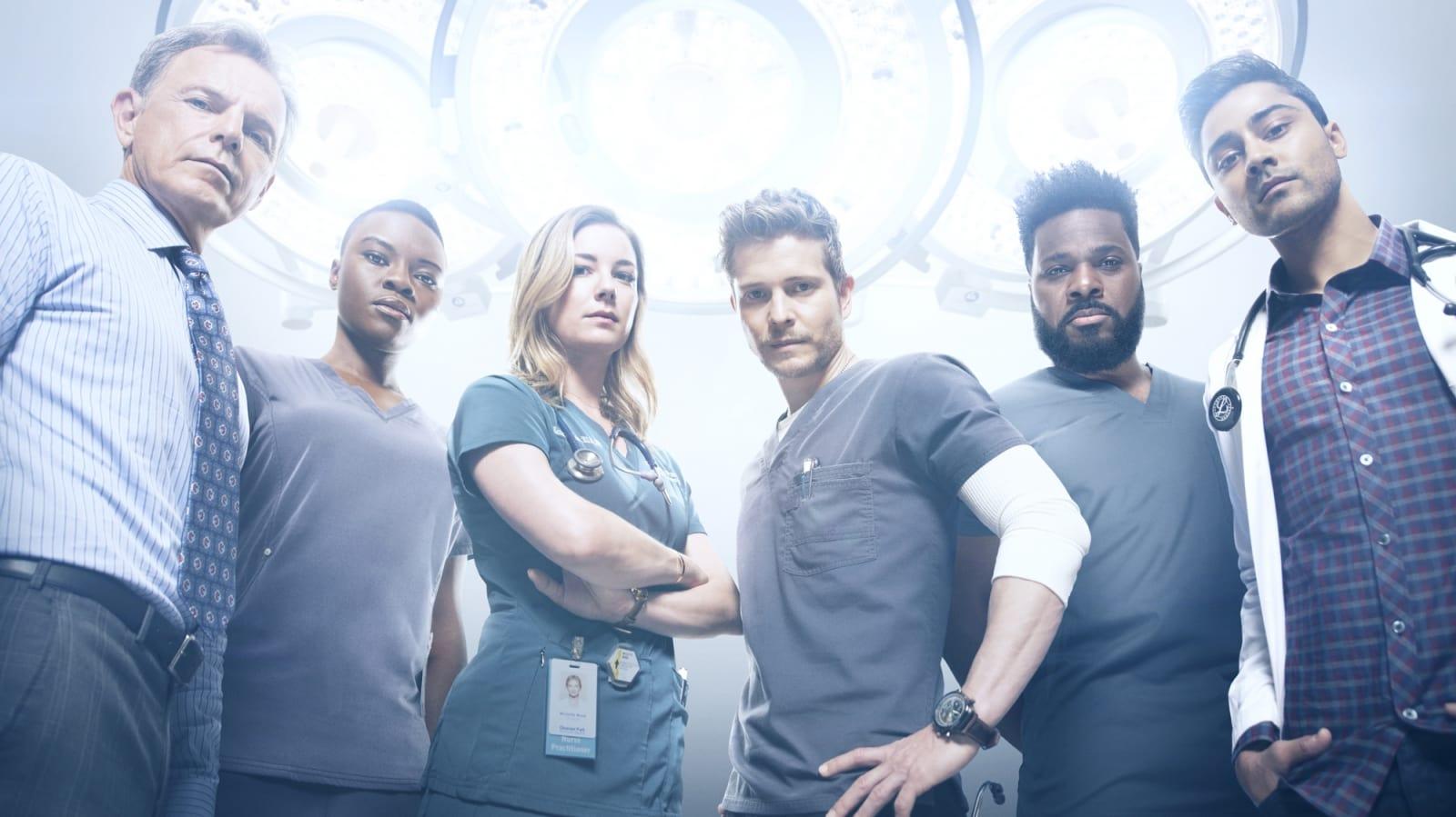 The Resident Season 2 Full Series