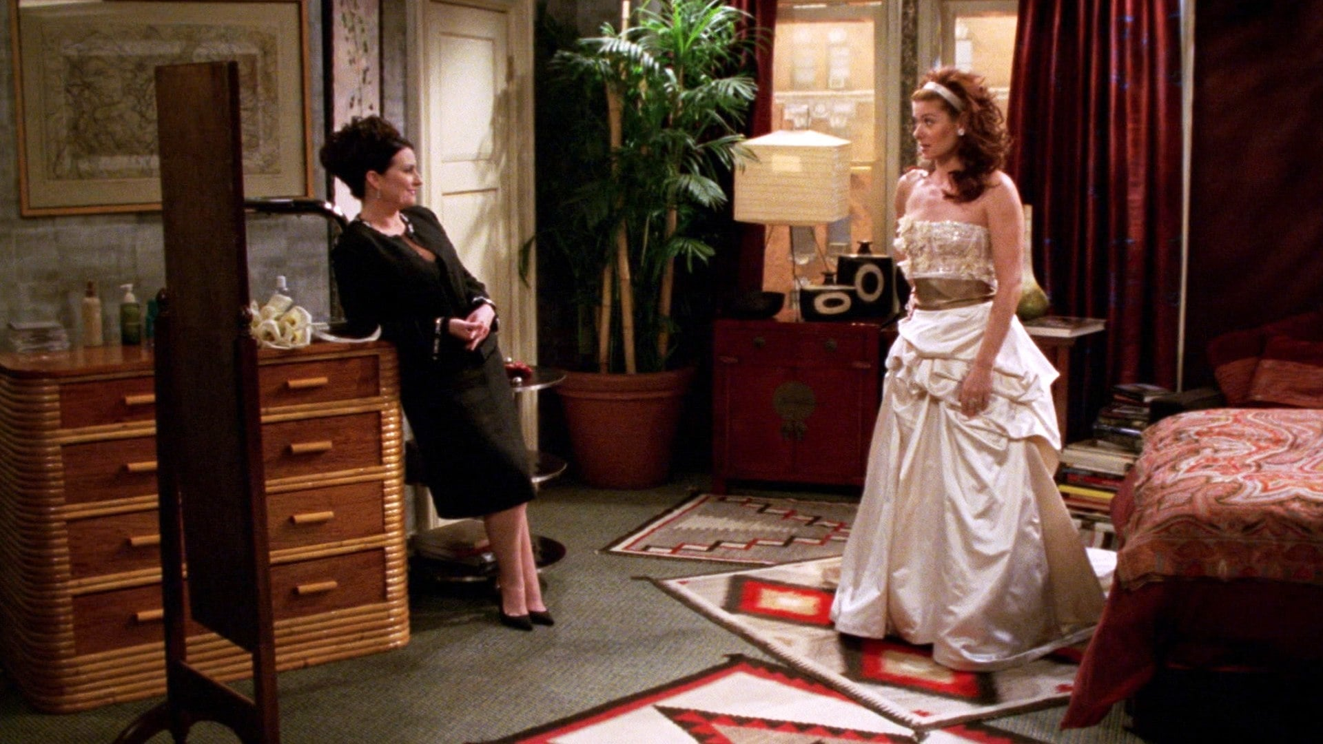 Will & Grace Season 8 :Episode 15  The Definition of Marriage