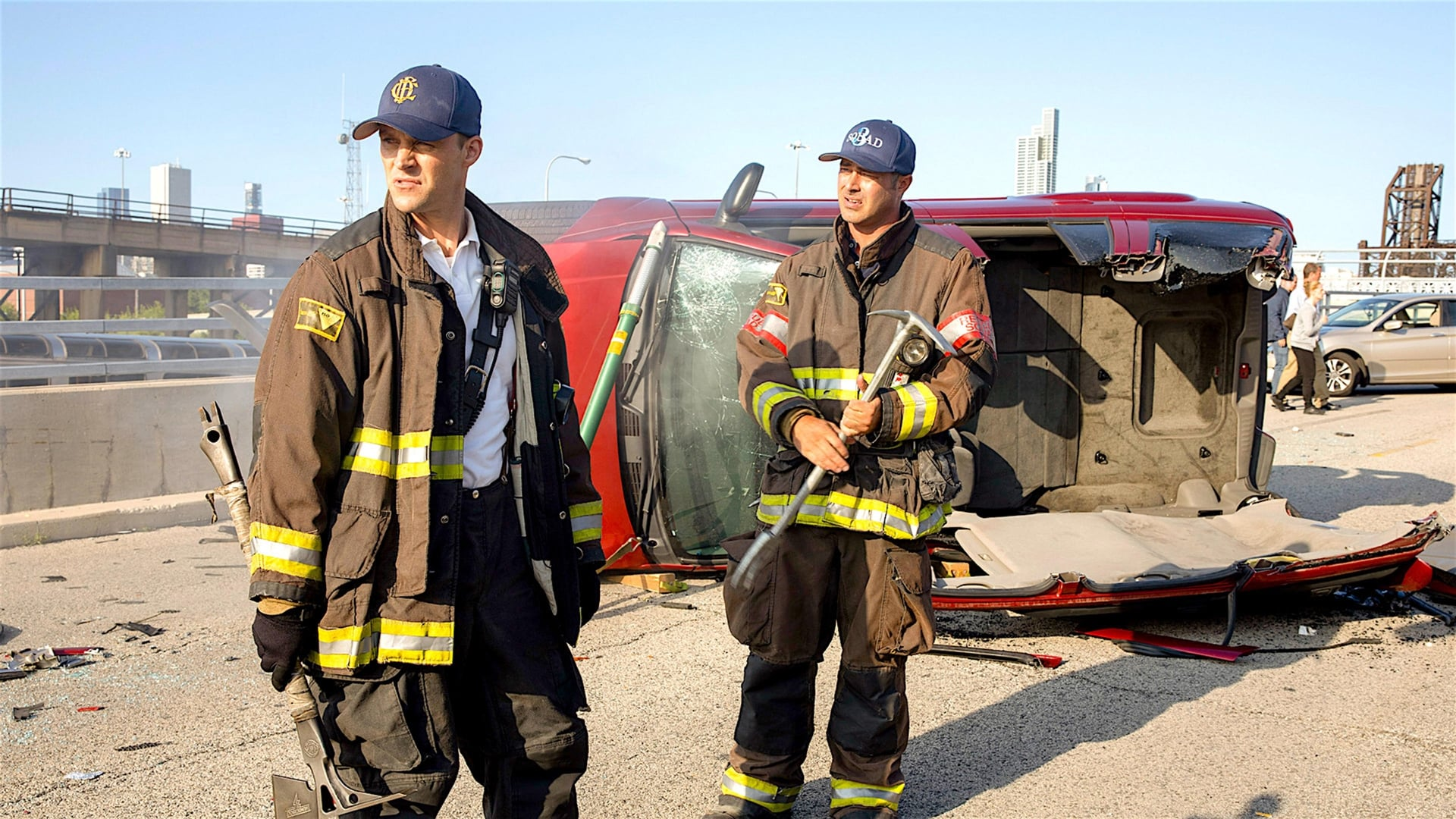 Chicago Fire Season 8 :Episode 5  Buckle Up
