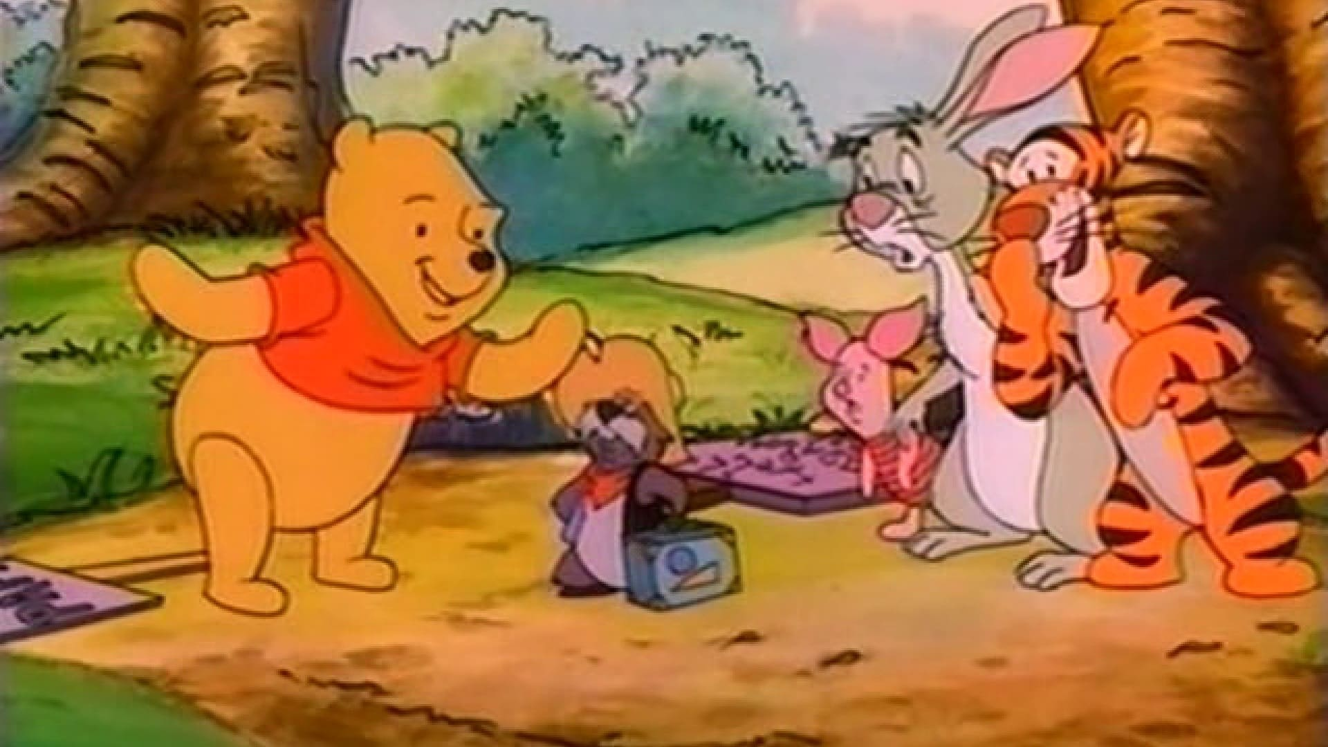 The New Adventures of Winnie the Pooh Season 4 :Episode 9  To Dream the Impossible Scheme