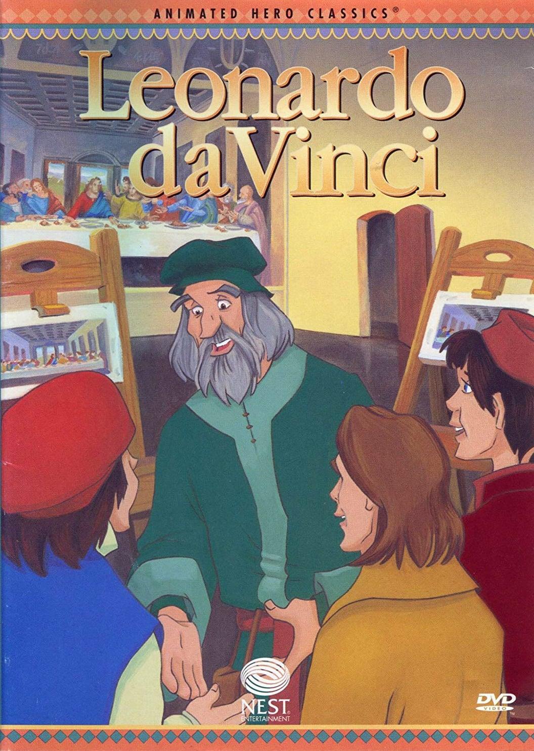 Animated Hero Classics: Leonardo Davinci
