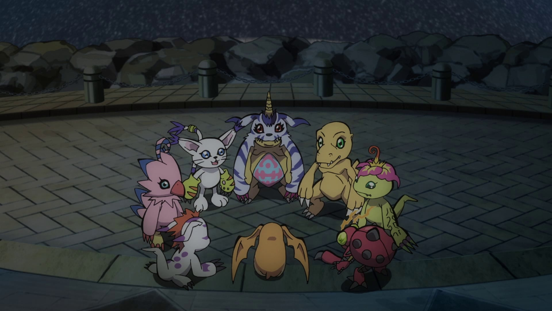 Digimon Tri Chapter 3